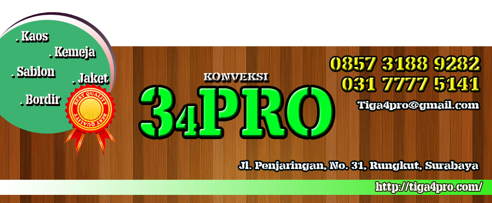 KONVEKSI kaos SURABAYA | KONVEKSI jaket SURABAYA | Jasa KONVEKSI SURABAYA | KONVEKSI di SURABAYA | Konveksi MURAH di Surabaya | KONVEKSI KAOS SIDOARJO | Seragam | uniform | Garment Surabaya | Training | Topi | Konveksi Manado