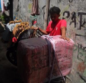 Konveksi Kaos Murah Surabaya Pengiriman ke Banjarmasin