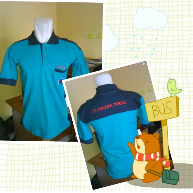 Bisa Pesan Kaos Polo di Konveksi Kaos Surabaya