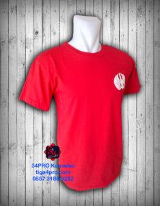 50 Kaos Oblong Sablon UNESA