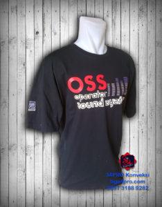 74 Kaos Oblong Sablon OPERATOR SOUND SYSTEM