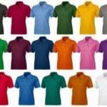 Konveksi Berbagai Jenis Kaos Polo/ Wangky Polos maupun Kombinasi